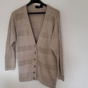 Liz Sport Petite Sweater Coat